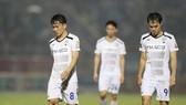 HA.GL trở lại với hiểm nguy sau trận thua CLB Sài Gòn. Ảnh: DŨNG PHƯƠNG