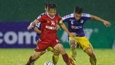 Becamex Bình Dương và Hà Nội tạo hình ảnh tốt cho V-League ở AFC Cup 2019. Ảnh: DŨNG PHƯƠNG