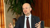 Ông  Mattias Grafström. Ảnh: Đoàn Nhật
