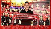 Huy Toàn là bản hợp đồng đáng chú ý nhất của CLB TPHCM từ sau khi kết thúc V-League 2019. Ảnh: HCMCFC