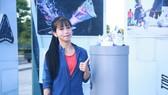 Nhà vô địch thế giới taekwondo Châu Tuyết Vân duyên dáng bên Ultraboost 20.