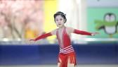 VĐV Lý Phương Anh được ươm mầm cho trượt băng nghệ thuật Việt Nam.