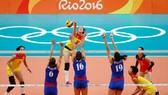 Môn bóng chuyền của Olympic sẽ khởi tranh vào ngày 25-7 tới đây.