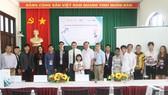 Các thành viên trong Liên đoàn Trượt băng và Roller Việt Nam.