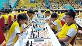 Giải cờ vua năm 2021 thu hút hơn 1.300 kỳ thủ tham dự.