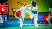 Võ sĩ Trương Thị Kim Tuyền đoạt vé dự Olympic Tokyo 2020.