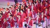 Đoàn thể thao Việt Nam  dự SEA Games 30-2019. Ảnh: DŨNG PHƯƠNG