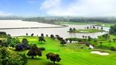 Một số sân golf ở Ninh Bình đã được hoạt động trở lại.