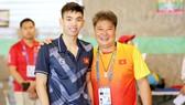 Chuyên gia Hoàng Quốc Huy sẽ dẫn dắt Huy Hoàng và Ánh Viên tại Olympic Tokyo 2020. Ảnh: NHẬT ANH