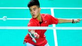 Tay vợt hạng 54 thế giới Nhat Nguyen đang thi đấu cho cầu lông CH Ailen.