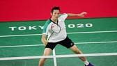 Tay vợt Nguyễn Tiến Minh. Ảnh: Getty