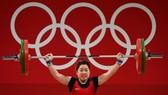 Hoàng Thị Duyên chỉ xếp hạng 5 chung cuộc. Ảnh: Getty Images