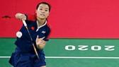 Nguyễn Thuỳ Linh giành chiến thắng thứ 2 tại Olympic. Ảnh: AFP