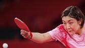 Tay vợt Chen Meng đoạt HCV đơn nữ bóng bàn.