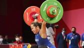 Hihilyn Diaz là 1 trong 2 VĐV của Đông Nam Á giành HCV ở Olympic Tokyo 2020. Ảnh: Getty