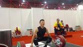 Thạch Kim Tuấn và các VĐV phía Nam đã trở về TPHCM, chuẩn bị bước vào tập luyện. Ảnh: T.S