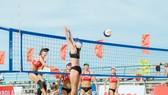 Môn bóng chuyền bãi biển trong khuôn khổ ABG.