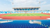 Sân Mỹ Đình sẵn sàng cho buổi kiểm tra của AFC.