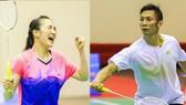 Nguyễn Tiến Minh, Vũ Thị Trang và Nguyễn Thuỳ Linh sẽ dự giải cầu lông thế giới 2021