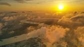 Thành phố mùa... mây thấp