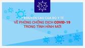 9 khuyến cáo của Bộ Y tế về phòng chống dịch Covid-19 trong tình hình mới