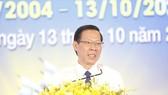Chủ tịch UBND TPHCM Phan Văn Mãi: Trong khó khăn, chúng ta  thấy bản lĩnh của doanh nhân