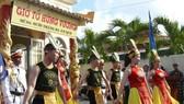 Người dân vùng cực Nam Tổ quốc tổ chức Lễ Giỗ Tổ Hùng Vương