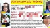 """Thông tin """"khủng bố"""" giáo viên Trường THCS và THPT Lý Văn Lâm bị đăng trên mạng"""
