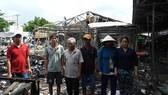 Cà Mau: Tiểu thương cầu cứu vì không được bán tại chỗ cũ sau khi chợ tạm Sông Đốc cháy