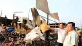 Hỗ trợ các hộ dân và gia đình cháu gái tử vong khi bị cháy nhà