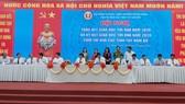Lãnh đạo 12 tỉnh Cụm thi đua các tỉnh Tây Nam Bộ ký giao ước thi đua
