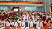 Đại hội đại biểu Đảng bộ tỉnh Cà Mau lần thứ XVI họp phiên trù bị