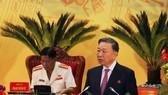 Đại tướng Tô Lâm: Cà Mau sớm trở thành vùng trọng điểm về kinh tế biển