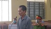 Bị cáo Lê Văn Thảo tại phiên xét xử phúc thẩm