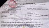 Cà Mau: Lan truyền phiếu xét nghiệm giả, bịa đặt bệnh nhân mắc Covid-19