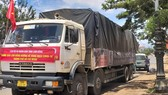 Nhiều địa phương hỗ trợ hàng hóa cho TPHCM