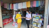 Chị Nguyễn Thị Trúc Ly, nhân viên bán hàng khu vực Quận 9 (nay là TP.Thủ Đức) Công ty Unilever