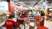 Hàng hóa đa dạng, giá cả ổn định tại các siêu thị và cửa hàng VinMart/VinMart+.  Khách hàng có thể lựa chọn các mặt hàng chất lượng cao như: Thịt sạch MEATDeli, trứng Olala, nông sản sạch VinEco, các mặt hàng mì Omachi, Kokomi, nước mắm CHIN-SU, Nam Ngư..