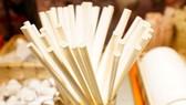 Ống hút giấy là giải pháp thân thiện hơn với môi trường, có thể thay thế ống hút nhựa hay được dùng trong ngành hàng thực phẩm. Ảnh: Internet