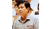 ĐB Đỗ Ngọc Thịnh (Khánh Hòa), Chủ tịch Liên đoàn Luật sư Việt Nam