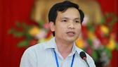 Ông Mai Văn Trinh cho rằng  thí sinh nên tham khảo đề minh họa, yên tâm học và ôn tập, bám sát chương trình lớp 12, không học tủ