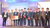Việt Nam đoạt 4 Huy chương Vàng tại Olympic Toán học quốc tế 2017