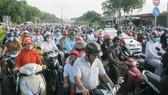 Thủ tướng Chính phủ chỉ đạo không để xảy ra ùn tắc giao thông kéo dài, đặc biệt là tuyến cửa ngõ ra vào thành phố Hà Nội và TPHCM