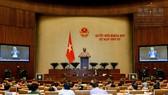 Toàn cảnh kỳ họp thứ 4 Quốc hội khóa XIV
