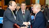 Thủ tướng Nguyễn Xuân Phúc mong bà con kiều bào chung tay dựng xây Tổ quốc
