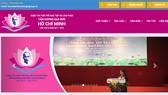 Thí sinh làm bài trắc nghiệm trực tuyến trên trang điện tử http://hocvalamtheobac.vn ở vòng thi thứ nhất
