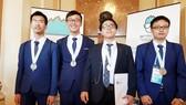 Việt Nam đoạt 1 Huy chương Vàng tại Olympic Hoá học quốc tế năm 2018