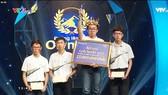 Thí sinh Chu Quang Trường (TPHCM) đứng nhất vòng thi quý 2 để vào chung kết