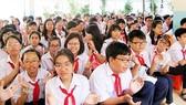 Đề nghị TPHCM lui thực hiện miễn học phí cho học sinh THCS công lập chờ sửa Luật Giáo dục