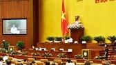 Quốc hội họp chiều 3-6